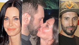 Noid se chlubil líbačkou s Monicou z Přátel! A nebo je to jinak?