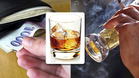 Prodraží se sázení, alkohol i cigarety! Podrobný přehled, o kolik nás stát »oškube«