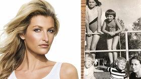 Z malé uličnice modelkou! Poznáte, která z holčiček je Tereza Maxová?