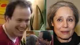 Pohřeb Táni Fischerové (†72): Postižený syn Kryštof (43) se s mámou loučil v hospicu!