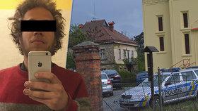 Smrtonosné násilí na faře: Pobodaného kamaráda (†26) dorazil Miroslav pohrabáčem!
