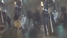 Brutální lupiči zmlátili v Poděbradech tři lidi: Mladé ženě tloukli hlavou o beton!