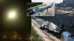Dvě rakety během 30 vteřin: Nové video ukazuje, jak Írán sestřelil ukrajinské letadlo
