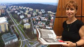 Památkářka se zajímá o panelová sídliště: To ďáblické by si podle ní zasloužilo ochranu