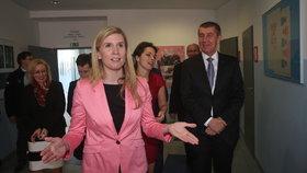 Valachová odmítla nastoupit do volby ombudsmana. Přidala odborný i intimní důvod