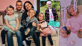 Akutní leukémii prozradily modřiny! Magdalence (7) lékaři nařídili nejtvrdší léčbu, co ji ještě čeká?