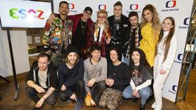 Eurovize 2020: Mezi kandidáty je Ben Cristovao a Olga Lounová!