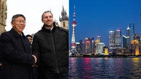 Čínský trest za Tchaj-pej! Šanghaj zastavila oficiální styky s Prahou. Hřib: Neměly přínos