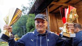 Smrt závodníka Františka: Tragicky zemřel v nedožitých 44 letech