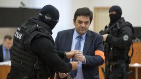První rozsudek pro Kočnera z kauzy Kuciak: Dostal trest jako za vraždu