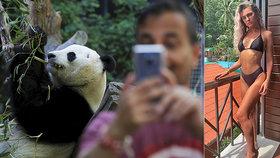 Smrtící selfie: Kvůli perfektním fotkám zemřely už stovky lidí!