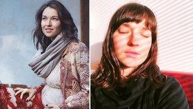 Berenika Kohoutová ukázala foto z nemocnice: Gratulace k porodu se jen hrnuly!