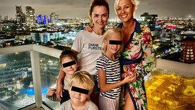 Sexbomba Belohorcová podniká v USA ostošest: Nalákala i Třeštíkovou ze StarDance!