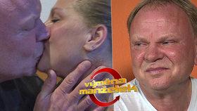 Hříšná líbačka ve Výměně manželek: Obtěžování? Vlasta přiznal, jak to bylo!