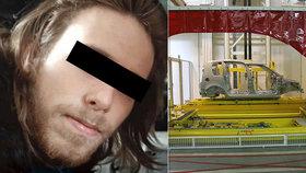 Jardu v práci zabil výtah, zůstaly po něm dvě děti: Sbírka přinesla víc jak 600 000!