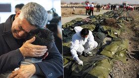 """""""Vydírají je těly jejich blízkých."""" Rodiny obětí ze sestřeleného boeingu mají zákaz mluvit"""