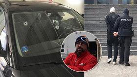Před šíleným střelcem z BMW v Písku zachránili 50 dětí! Trenéři je ukryli do šatny
