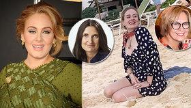 Výživové expertky o dietě podle Adele: Slova o anorexii, kapustě i vtipu!