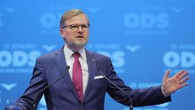 Staronový šéf ODS Fiala pro Blesk: O novém miminku, podpoře manželky a snu být premiérem
