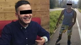 Rozlučka se svobodou skončila brutální smrtí: Juraje (†29) našli zavražděného 20 km od hotelu