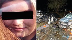 Adriana (16) se zotavuje z tragické nehody: O smrti kamarádky Evy (†17) ještě neví!