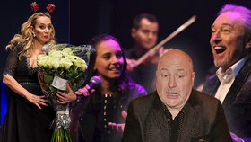 Drsná slova Michala Davida: Absolonová neměla talent, Gottová je už teď lepší!