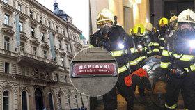 Tragický požár hotelu v Praze, 5 mrtvých: Ani po dvou letech státní zástupce nikoho neobžaloval