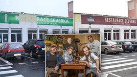 Seriálová místa z Mostu! po roce: Luďanova vila chátrá, Severka vzkvétá!