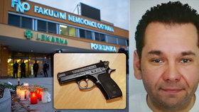 Šílený střelec Vitásek, který zavraždil 7 lidí, rakovinu neměl! Teď je to na psychiatrech