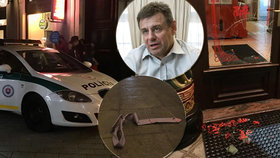 Opilý ministr v Bratislavě zdemoloval restauraci, zfackoval Číňana a podal demisi
