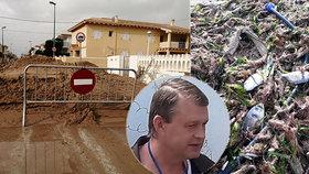 Češi popsali útěk před smrtící bouří. Gloria zabila ve Španělsku 7 lidí a zanechala zkázu