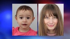Záhadné zmizení na Hodonínsku: Po Sárince (3) a její mámě Nikole (34) se slehla zem!
