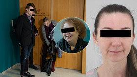 """Sofinku (5) unesla v Uhříněvsi její matka, u soudu se přiznala. """"Křičela a naříkala,"""" popsal bratr"""