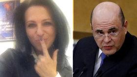 """Nejen """"zazobaná"""" manželka. I sestra nového premiéra má pohádkové jmění. Kde vzala na luxusní domy?"""