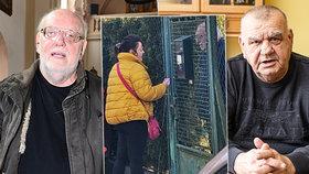 Boj o život Františka Nedvěda: Nepochopitelná první reakce bratra Jana!