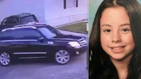 Dívka (13) zmizela cestou do školy: Nastoupila do záhadného černého auta!