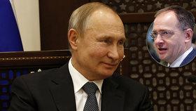 Českého starostu označil za nacistu. Putin udělal z exministra svého poradce