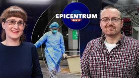 Vzpomínky na Kuberu, děs z koronaviru a předražený e-shop: I to nabídlo Epicentrum