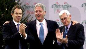 Zemřel vicepremiér, před kterým smekl i Blair. Mallon uhasil severoirský konflikt