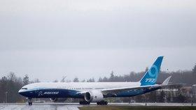 Boeing po odkladech vypustil do vzduchu novou vlajkovou loď. 777x pojme přes 400 lidí