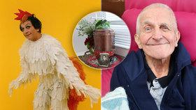 Smutný osud mima Jaroslava Čejky (83): Společnost mu dělá jen mrtvá máma!