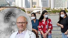 Koronavirus jako nemoc šílených krav, mutace a modlitba za Čínu. Poslanci: Zpřísněme kontroly