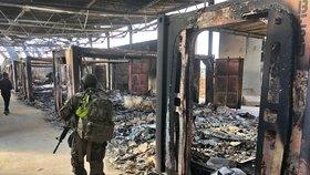 Vojáků s poraněním mozku je už 109. Američané o útoku na základnu v Iráku mlžili