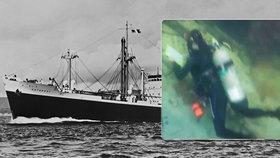 Loď Cotopaxi zmizela před 100 lety v Bermudském trojúhelníku: Našli její vrak, tvrdí nadšenec!