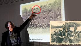 Neznámé snímky nacistického tábora pomohly usvědčit dozorce. Vězení se nedožil