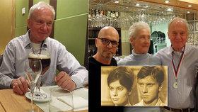 Stařec na chmelu? Vladimír Pucholt si dal pivko u Superšéfa Pohlreicha!