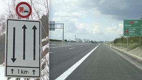 Ministerstvo má bič na pomalé kamiony. V Česku se rozšíří zákaz předjíždění na dálnicích