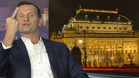 Soukupův Barrandov schytal pokutu 250 tisíc. Rada trestala jednostrannou reportáž