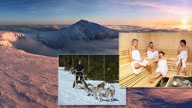 Hvězdy nad Pecí: Užijte si zimní víkend v Krkonoších jako celebrity!