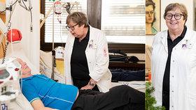 Rakovinu jsem musela oznámit i své mamince, přiznala přední česká onkoložka